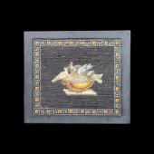Mosaic : Colombe di Plinio 25×25