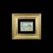 Mosaic : Veduta San Pietro 13×18